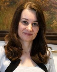 Decan Lect. univ. dr. Florentina Anica PINTEA